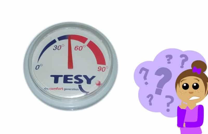 На колко градуса трябва да е бойлера?